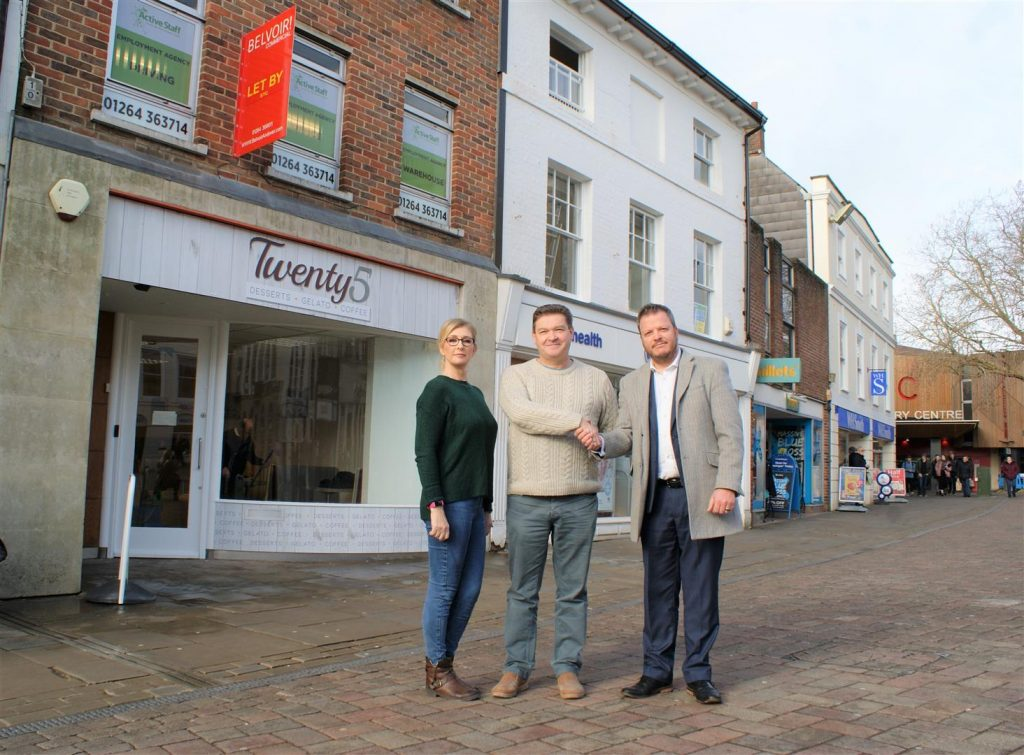 Belvoir Commercial Estate Agents in Andover