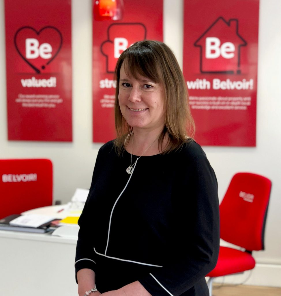 Vicky Bowman - Belvoir Andover