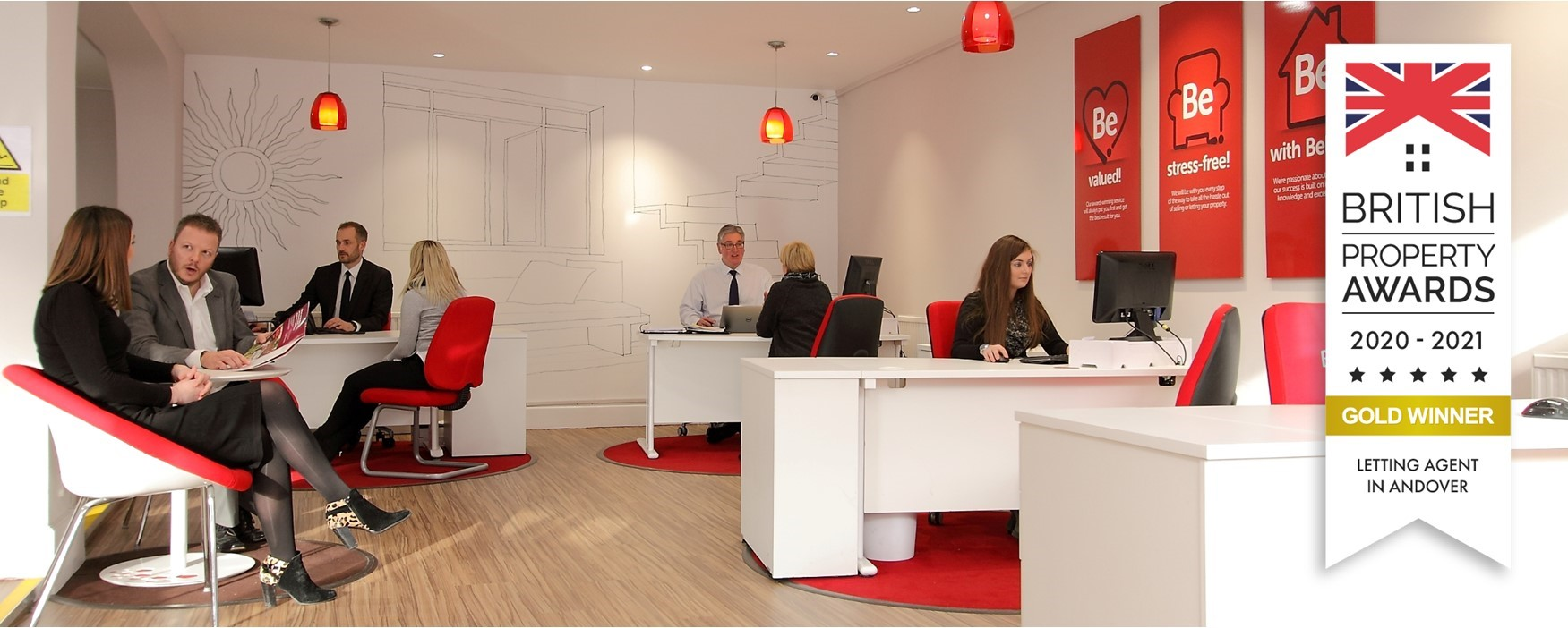 Belvoir Estate and Lettings Agent, Andover